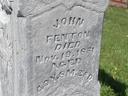 John Albert Fenton