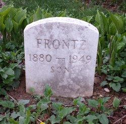 Alonzo Harrington Frontz