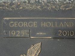 George Holland Flowers