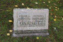 "Frances I. ""Fannie"" <I>Smith</I> Garnett"