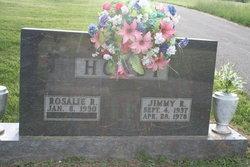 Rosalie <I>Rominger</I> Hobby