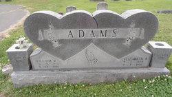 Dorris Elizabeth <I>Kemper</I> Adams