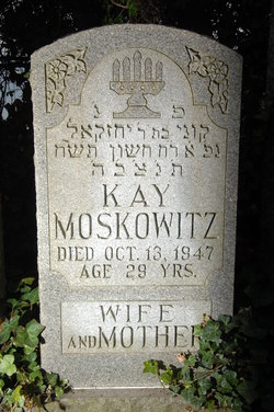 Kate Moskowitz