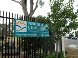 Penrith General Cemetery