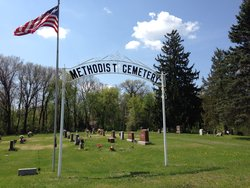 Rice Lake Methodist Cemetery