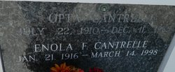 Enola <I>Fonseca</I> Cantrelle