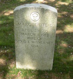 Marguerite E. <I>Savettiere</I> McInerney