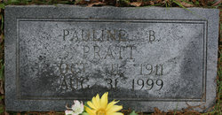 Pauline Pratt <I>Brown</I> Wisner