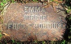 Emma M <I>Mansell</I> Robbins