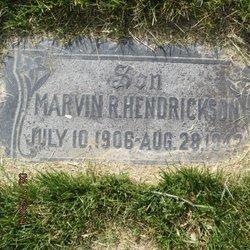 Marvin Russell Hendrickson