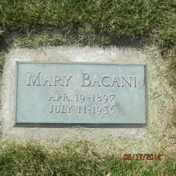 Mary <I>Thalec</I> Bacani