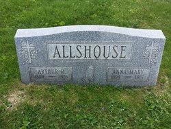 Anna Mary <I>Patterson</I> Allshouse