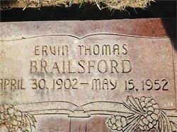 Ervin Thomas Brailsford