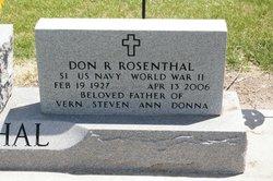 Don Ronald Rosenthal