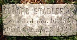 Edward Stabler Jr.
