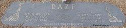 Alvin William Oliver Baze