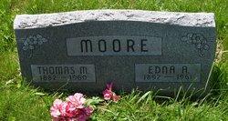 Edna A. <I>Beadle</I> Moore
