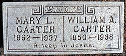 William A. Carter