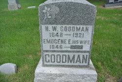 Emogene Ester <I>Thayer</I> Goodman