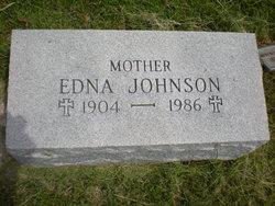 Edna <I>Howard</I> Johnson