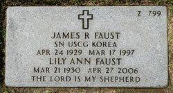 Dr James Roland Faust