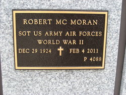 Robert W McMoran