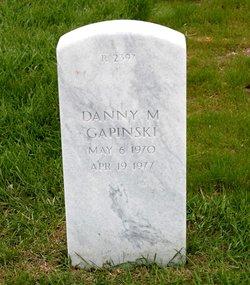 Danny M Gapinski