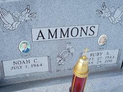 Ruby Ann <I>Moore</I> Ammons