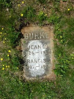 Jean A Burke