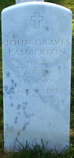 John Graves Lamberton