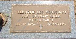 Melburne Lee Schleinat
