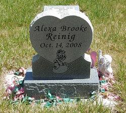 Alexa Brook Reinig