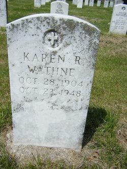 Karen R Wathne