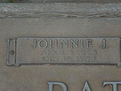 Johnnie Jerome Patterson