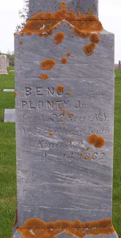 Benjamin Plonty, Jr