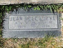 Jean Wilson <I>Bell</I> Locke