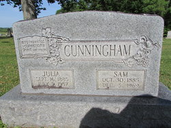 Julia Cunningham
