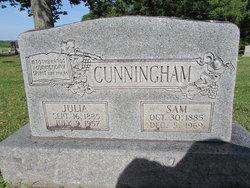 Sam Cunningham