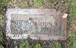 Maude Eleanor <I>Walker</I> Bartosh