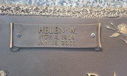 Helen <I>Williams</I> Bagwell