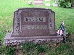 Nelson James Ransom