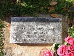 Jesse Banks Davis