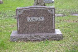 Jenny Elizabeth <I>Augustson</I> Aaby