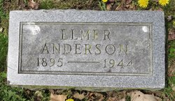 Elmer Christ Anderson