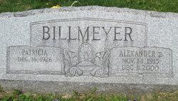 "Alexander ""Alex"" Billmeyer, II"