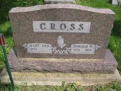Donald W. Cross