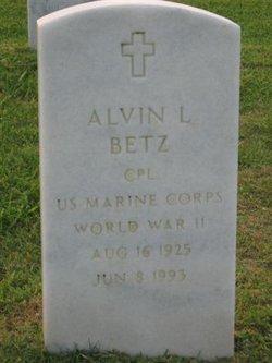 Alvin L Betz