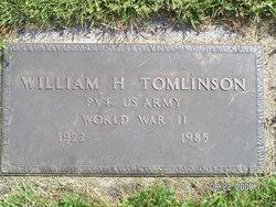 William Henry Tomlinson