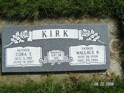 Cora Eleanor <I>Tomlinson</I> Kirk