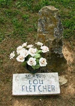 Louisa N. <I>Lutes</I> Fletcher